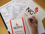 NGVFA documents image