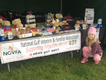 Skye Mills with the NGVFA stall
