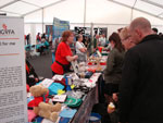 A busy day at Nottingham AFD 2013