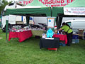 The NGVFA stand at Spring Fest 2015